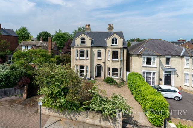 Thumbnail Detached house for sale in Creffield Road, Colchester