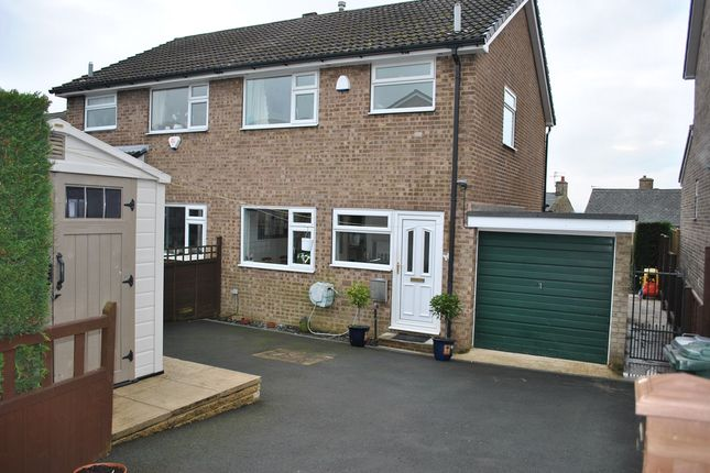 Thumbnail Semi-detached house to rent in Rutland Road, Flockton