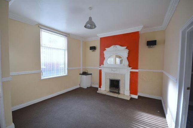 Living Room of John Street, Eldon Lane, Bishop Auckland DL14