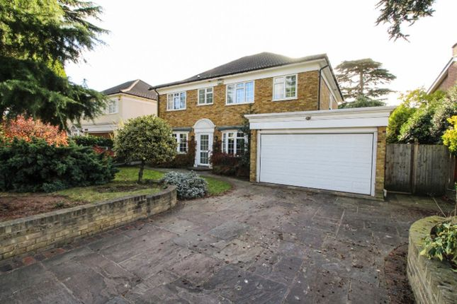 Thumbnail Detached house for sale in Oldfield Road, Bromley