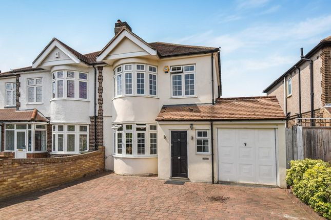 Thumbnail Semi-detached house to rent in Leysdown Road, London