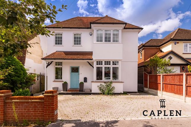 5 bed detached house for sale in Luctons Avenue, Buckhurst Hill IG9