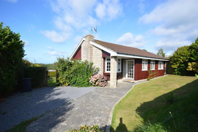 Thumbnail Detached bungalow for sale in Tresaith Road, Aberporth, Cardigan
