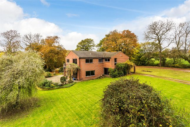 Detached house for sale in Tilburstow Hill Road, South Godstone, Surrey