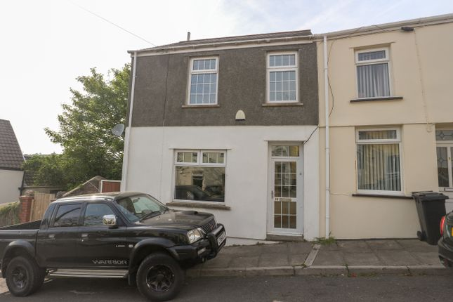 Thumbnail End terrace house for sale in Broad Street, Dowlais, Merthyr Tydfil