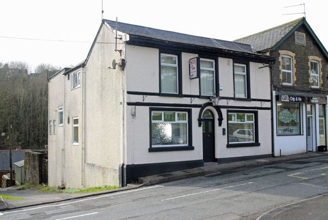 Thumbnail Pub/bar for sale in High Street, Abersychan