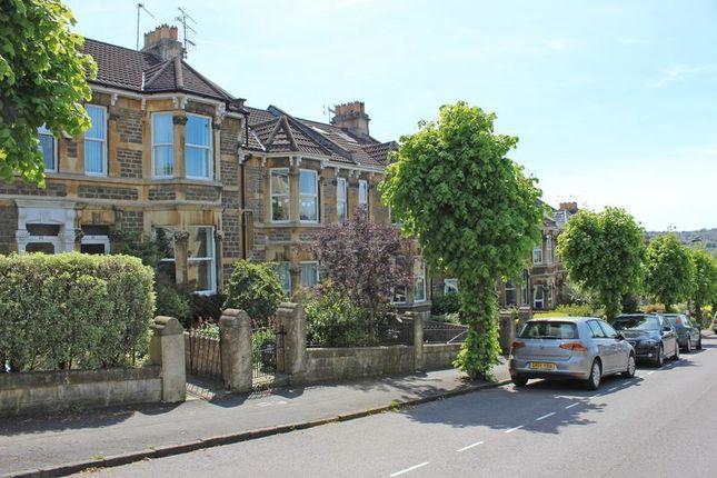 Thumbnail Terraced house for sale in Kipling Avenue, Poets Corner, Bath