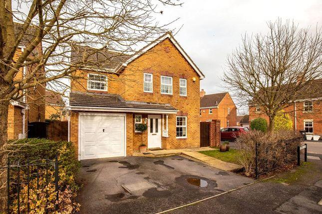 Thumbnail Detached house to rent in Lutyens Close, Stapleton, Bristol, Avon