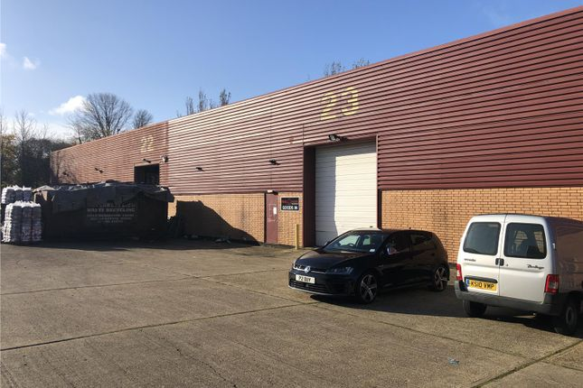 Thumbnail Warehouse to let in Unit 23 Granby Industrial Estate, Peverel Drive, Granby, Milton Keynes, Buckinghamshire