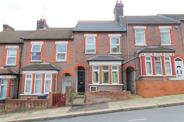 Thumbnail Property to rent in Chiltern Rise, Luton