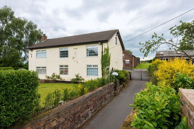 Thumbnail Farmhouse for sale in Blundells Lane, Rainhill, Prescot