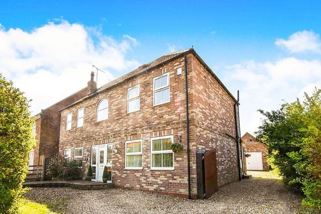 5 bed detached house for sale in Main Street, North Frodingham, Driffield