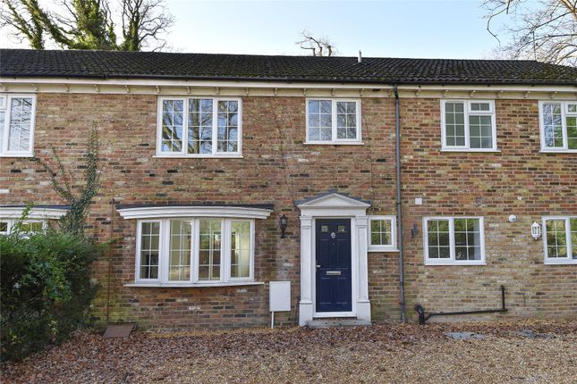 Thumbnail Terraced house for sale in Bosman Drive, Windlesham, Surrey
