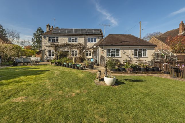 Thumbnail Detached house for sale in Horsham Road, Five Oaks, Billingshurst
