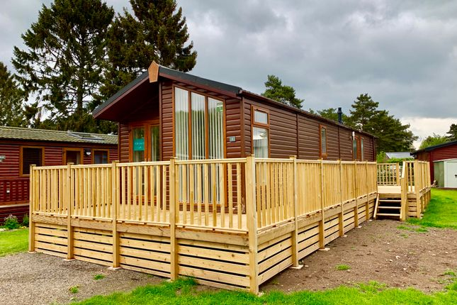 Thumbnail Lodge for sale in Eamont Bridge, Penrith
