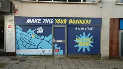 Thumbnail Retail premises to let in Cresta House (Retail), 8 Alma Street, Luton, Bedfordshire