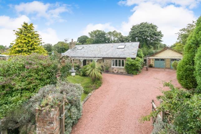 Thumbnail Detached house for sale in Marian, Trelawnyd, Rhyl, Flintshire