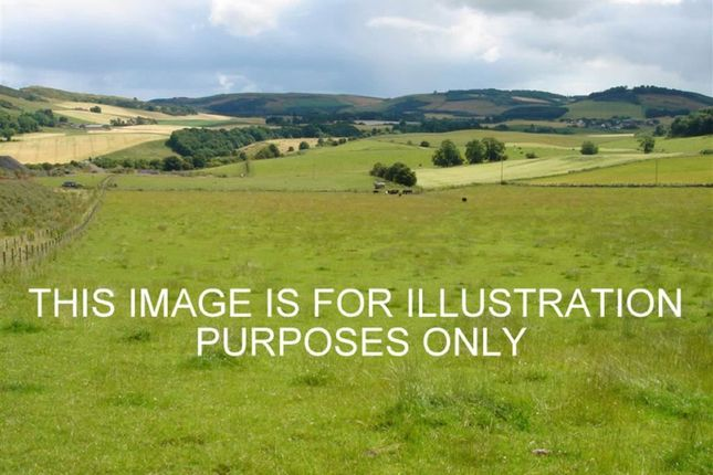 Thumbnail Land for sale in Calver, Hope Valley, Derbyshire
