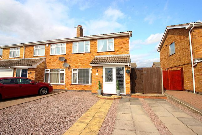 Frontage of Wayfarer Drive, East Goscote, Leicester LE7