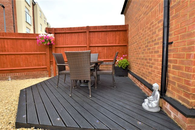 Light Up Decking of Normandy Drive, Yate, Bristol BS37
