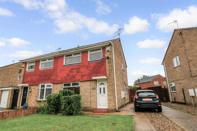 3 bed semi-detached house for sale in Howdale Road, Sutton-On-Hull, Hull HU8
