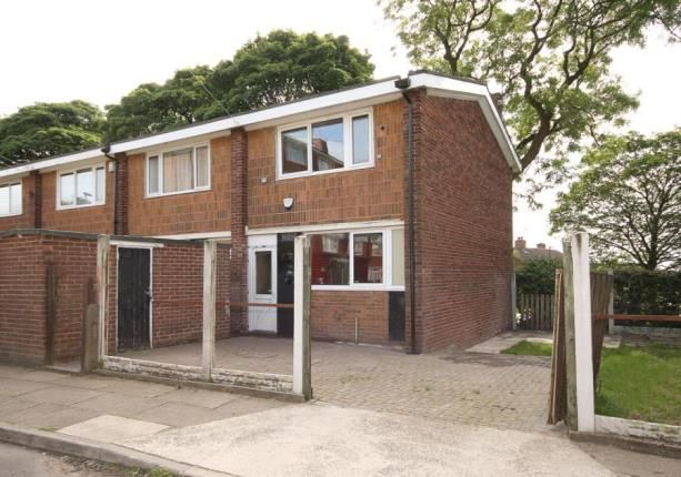 Thumbnail Town house for sale in Atlantic Road, Sheffield, South Yorkshire