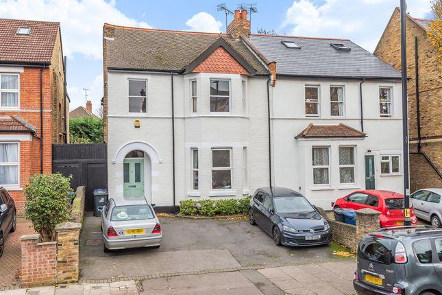 Thumbnail Semi-detached house for sale in Argyle Road, London