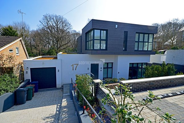 Thumbnail Detached house for sale in Eleanor Crescent, London
