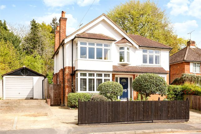 Thumbnail Detached house for sale in Salisbury Road, Farnborough, Hampshire