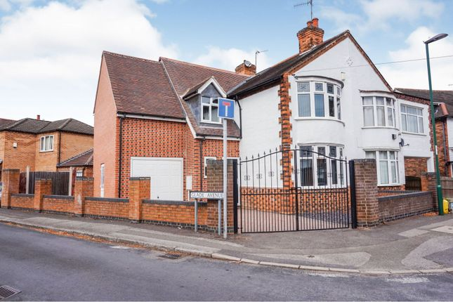 Thumbnail Semi-detached house for sale in Ringwood Crescent, Nottingham