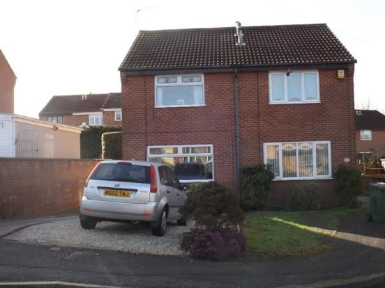 Thumbnail Semi-detached house to rent in Long Dale, Forest Town, Mansfield
