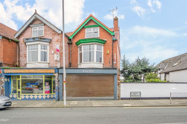 Thumbnail Flat for sale in Birkenhead Road, Hoylake, Wirral