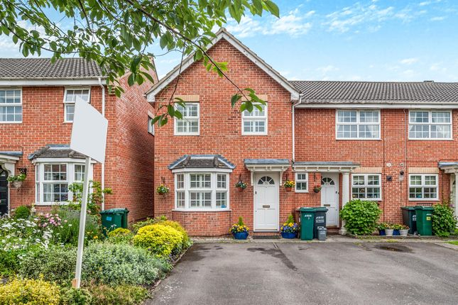Thumbnail End terrace house for sale in Balmoral Road, Abbots Langley