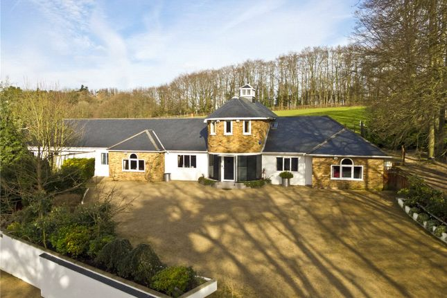 Thumbnail Detached house for sale in Blind Lane, Bourne End, Buckinghamshire