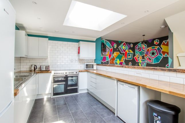 Thumbnail Semi-detached house to rent in Halland Road, Brighton, East Sussex