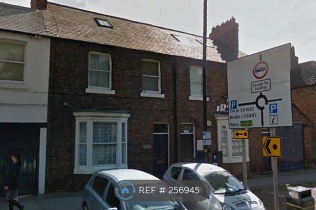 Thumbnail Terraced house to rent in High Street, Northallerton