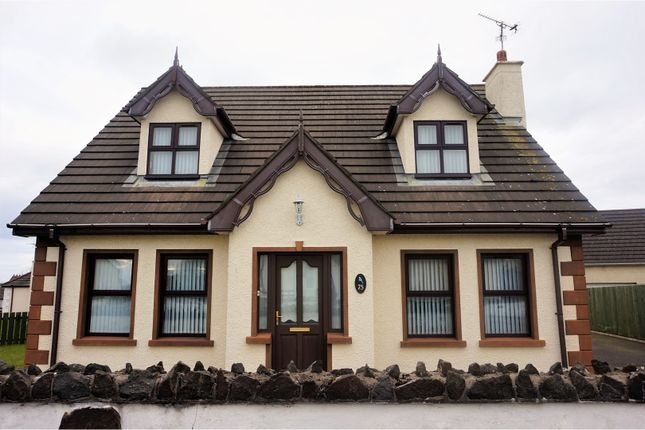 Thumbnail Detached house for sale in Bush Crescent, Bushmills