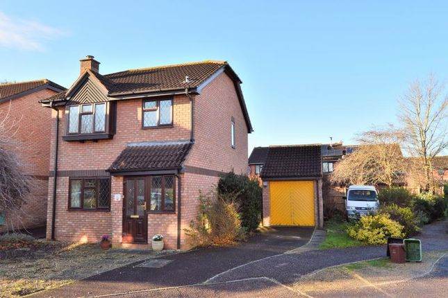 Thumbnail Detached house for sale in Tyne Park, Taunton, Somerset