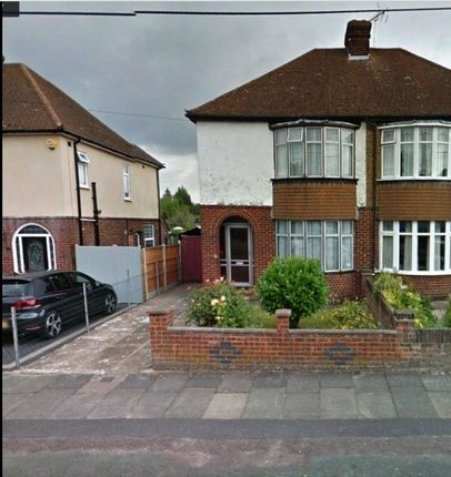 Thumbnail Detached house to rent in Liscombe Road, Dunstable