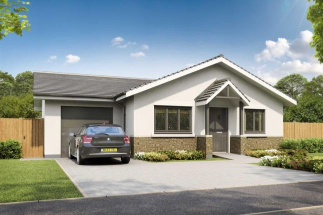 Thumbnail Detached bungalow for sale in Plot B20, & B24, Auldyn Meadow, Ramsey