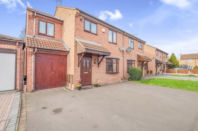 4 bed semi-detached house for sale in Goathland Road, Stenson Fields, Derby, Derbyshire