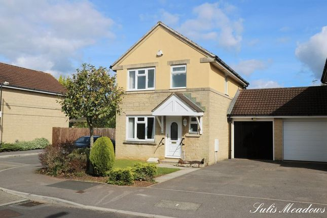 Thumbnail Link-detached house for sale in Burnt House Road, Sulis Meadows, Odd Down, Bath