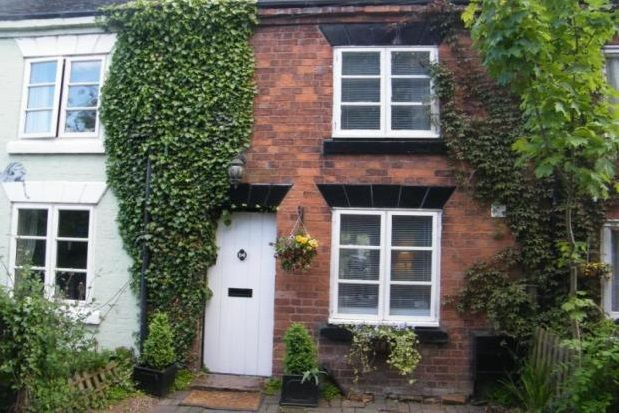 Thumbnail Cottage to rent in Alcester Road, Finstall, Bromsgrove