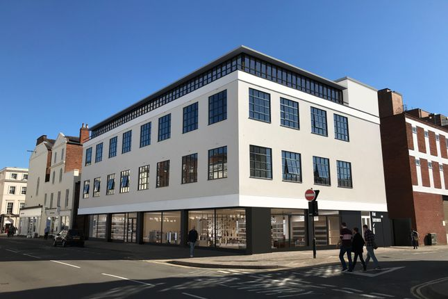 Thumbnail Flat to rent in Warwick Street, Leamington Spa