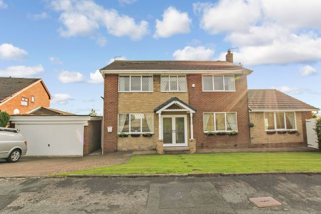 Thumbnail Detached house for sale in Armadale Road, Bolton