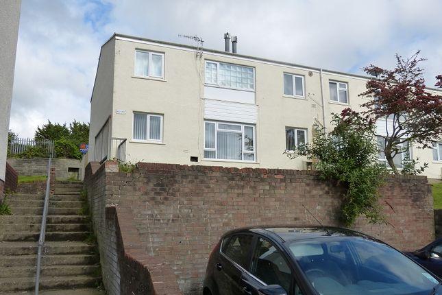 Thumbnail Flat to rent in Glanfforwng, Bridgend, Bridgend.