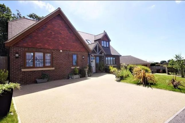 Thumbnail Flat to rent in The Borodales, White Hill Drive, Bexhill-On-Sea