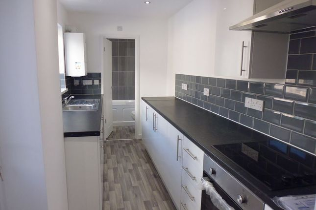 Thumbnail Terraced house to rent in Oxford Road, Basford, Newcastle-Under-Lyme, Staffordshire