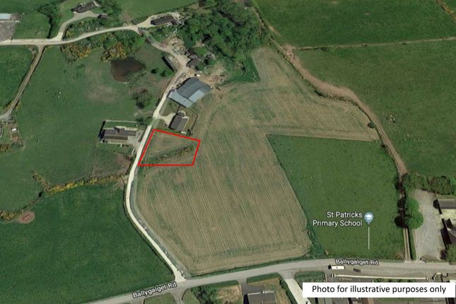 Thumbnail Land for sale in Ballygalget Road, Portaferry