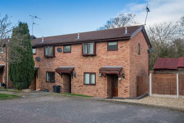 Thumbnail Semi-detached house for sale in Browning Close, Blacon, Chester